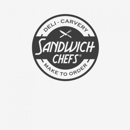 Sandwich Chefs B&W Logo