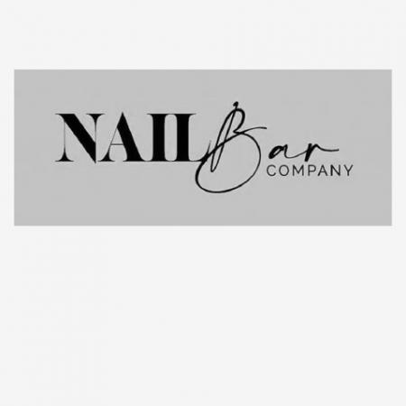 Nail Bar Logo B&W at M-City Monash